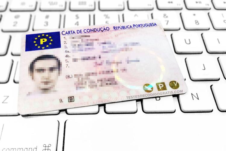 Carta de condução pela Internet a partir de Janeiro